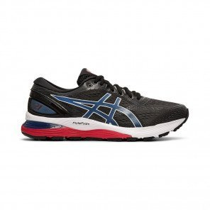 ASICS GEL-NIMBUS™ 21 Homme | Black / Electric Blue