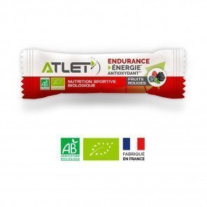 BARRE ENDURANCE FRUITS ROUGES biologique FR-BIO-01