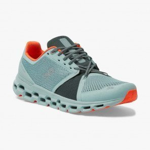 ON RUNNING Cloudstratus Homme Cobble | Ivy