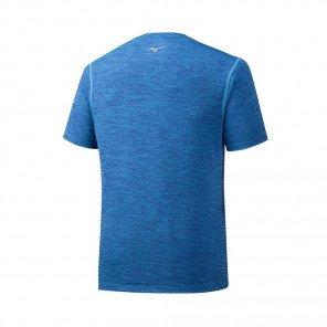 MIZUNO Tee-Shirt manches courtes IMPULSE CORE Homme   Mazarine Blue